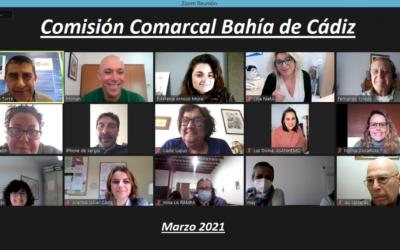 Comisión Comarcal de la Bahía de Cádiz – FEGADI COCEMFE