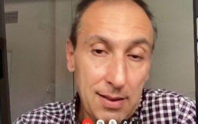 """Webinar """"COVID19 Y HEMOFILIA-VACUNAS"""". Dr. Ramiro Núñez Vázquez"""