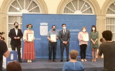 Asanhemo asiste al acto oficial de entrega de subvenciones de la Excma. Diputación de Almería