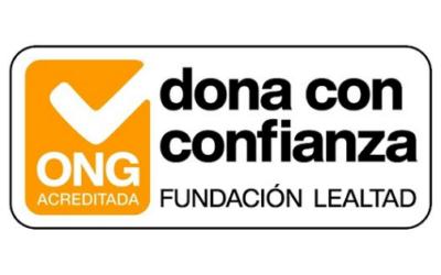Nuevo Sello Dona con confianza de la Fundación Lealtad